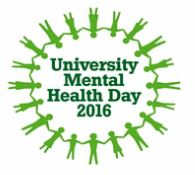 University Mental Health Day 2016