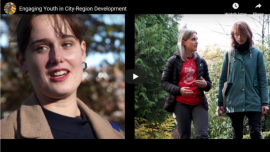 Image of video on engaging youth with research