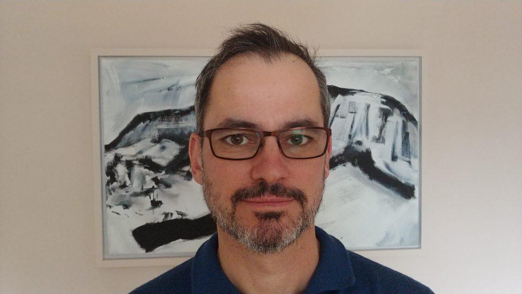 Professor Calvin Jones